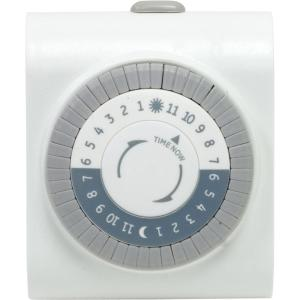 GE 24-Hour Plug-In Big Button Timer by GE