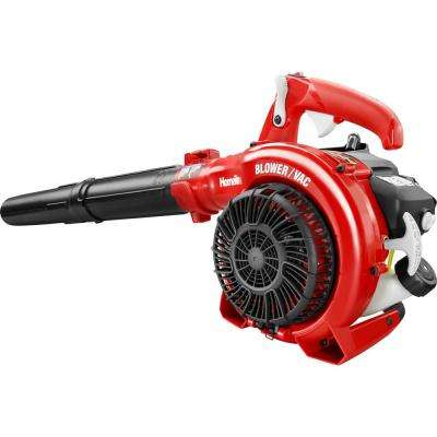 Reconditioned 150 MPH 400 CFM 26cc Gas Handheld Blower Vacuum