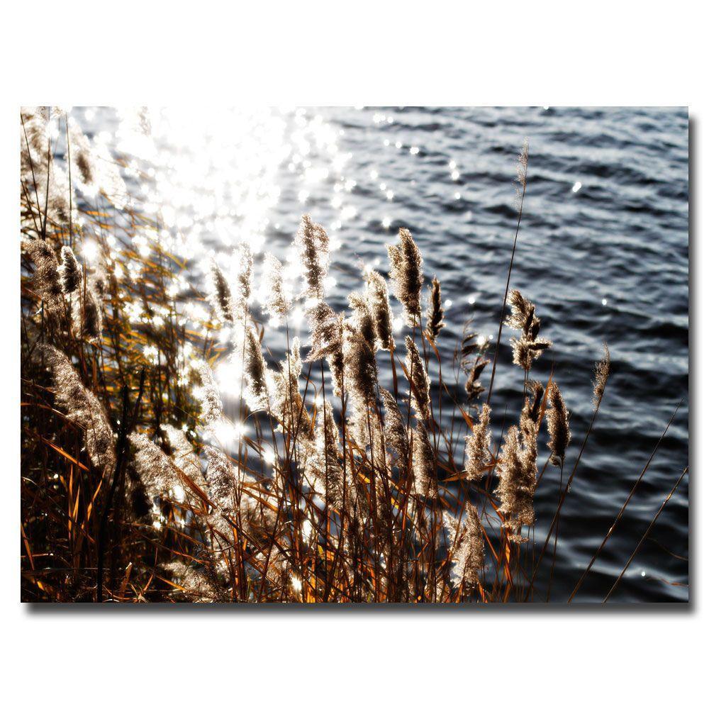 22 in. x 32 in. Landscape Canvas Art