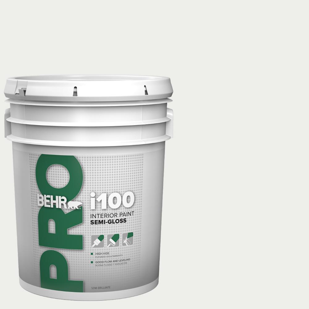 5 gal  i100 Toned-Base Semi-Gloss Interior Paint