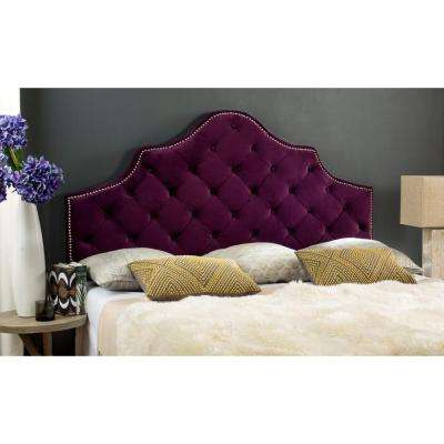 purple super pr headboard skyline queen design classy cheap west luxury tufted and upholstered headboards bedroom grand fabric cream cozy king size velvet elm ideas
