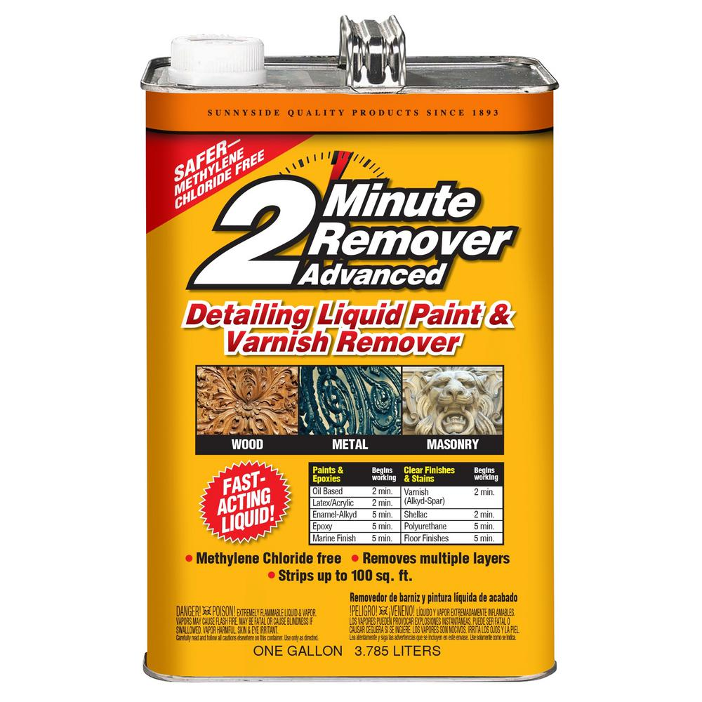 1 Gal. 2 Minute Remover Advanced Liquid