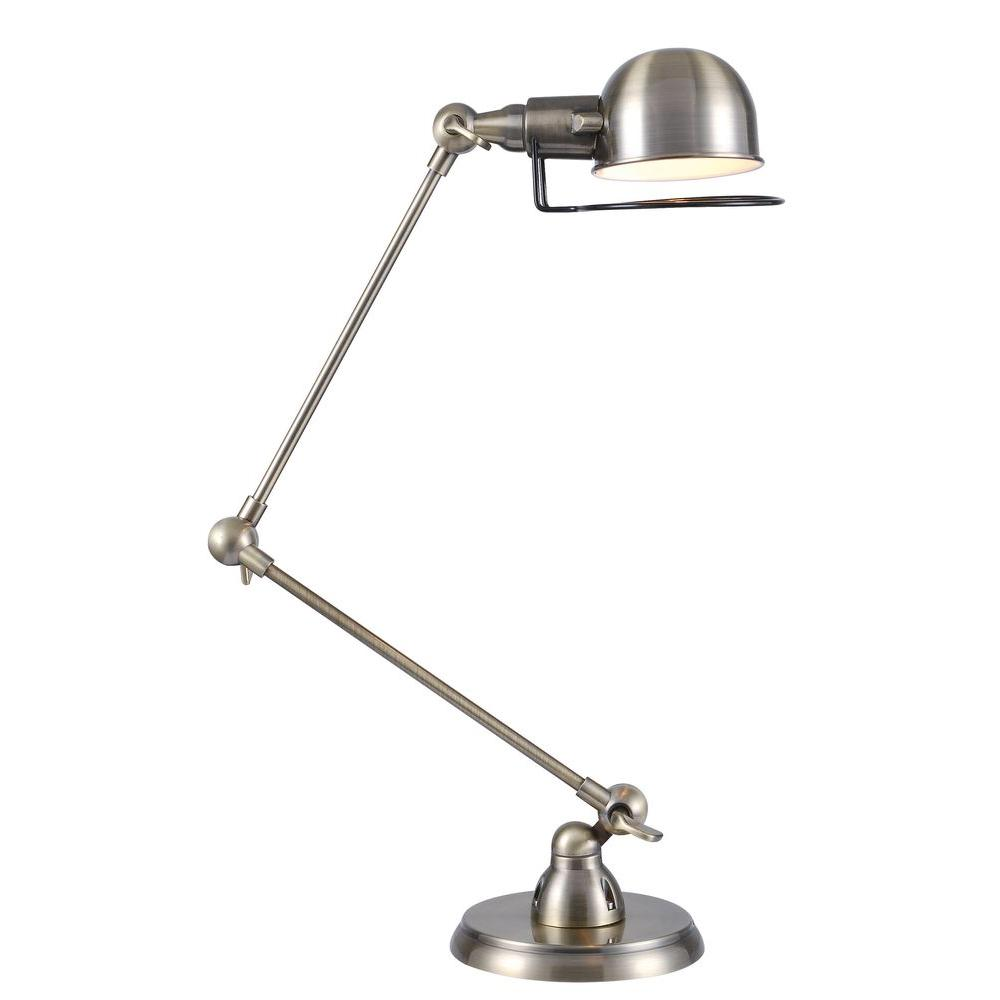 Prime Elegant Lighting Industrial 28 75 In Antique Brass Table Lamp Download Free Architecture Designs Viewormadebymaigaardcom