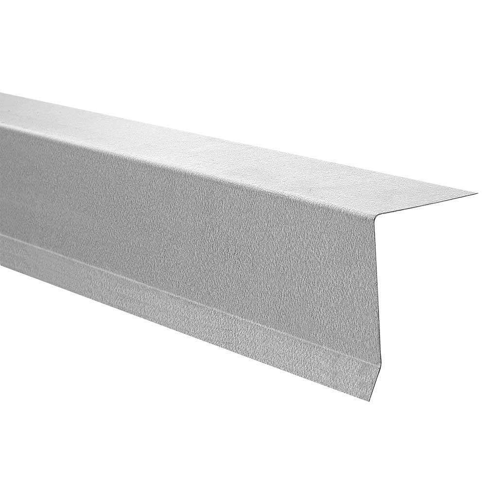 1-1/2 in. x 2 in. x 10 ft. 26-Gauge Galvanized Steel