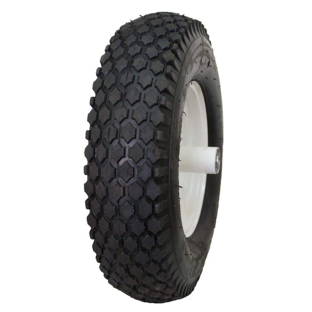 Run Stud 30 PSI 4.8 in. x 4-8 in. 4-Ply Tire
