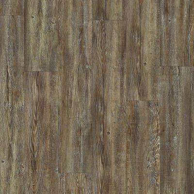 Alliant 7 in. x 48 in. Weathered Resilient Vinyl Plank Flooring (34.98 sq. ft. / case)