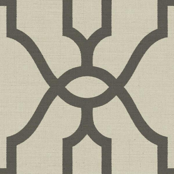 Magnolia Home by Joanna Gaines 56 sq.ft. Woven Trellis Wallpaper ME1551