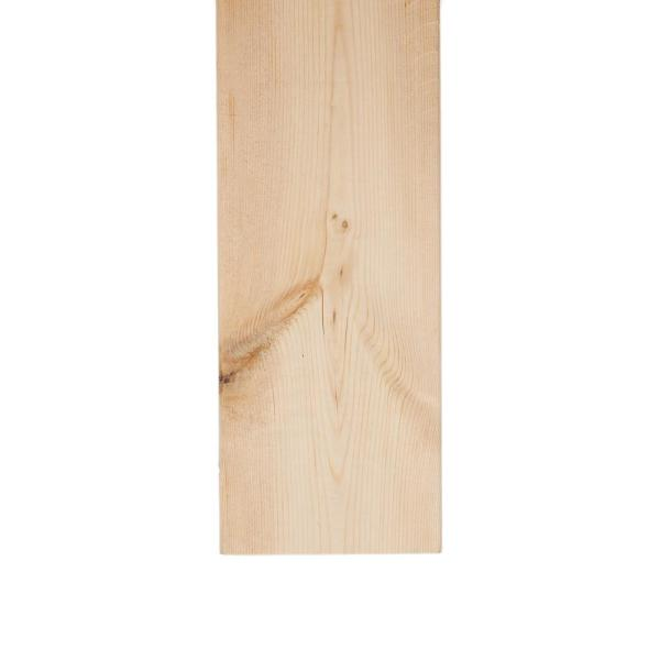 2 in. x 6 in. x 8 ft. Premium Kiln-Dried Whitewood Dimensional Stud