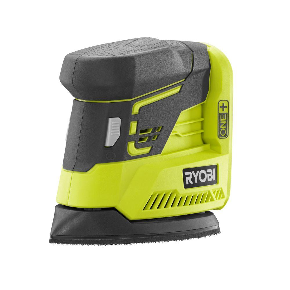 RYOBI RYOBI 18-Volt ONE+ Corner Cat Finish Sander (Tool Only)