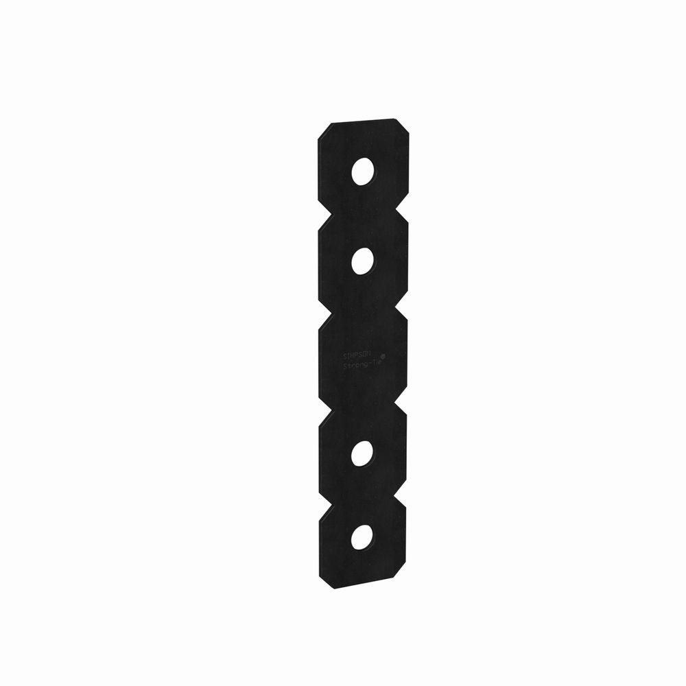 2-1/2 in. x 12 in. 7-Gauge Ornamental Heavy Strap