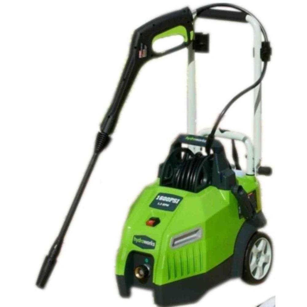Hydroworks 1600 psi 1.3 GPM Electric Pressure Washer