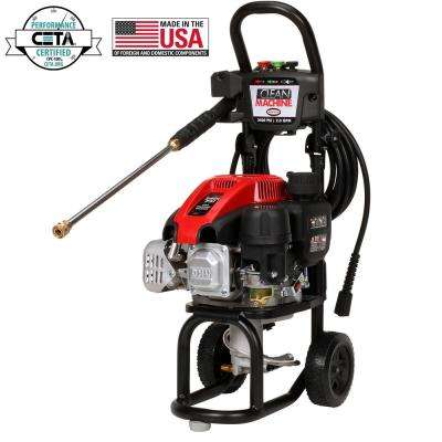 Clean Machine 2400 psi at 2.0 GPM 150 Gas Pressure Washer