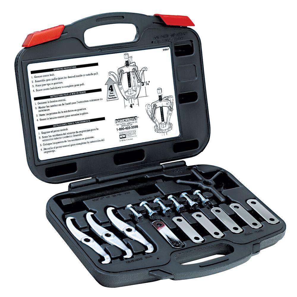 4 in. Gear Puller Kit