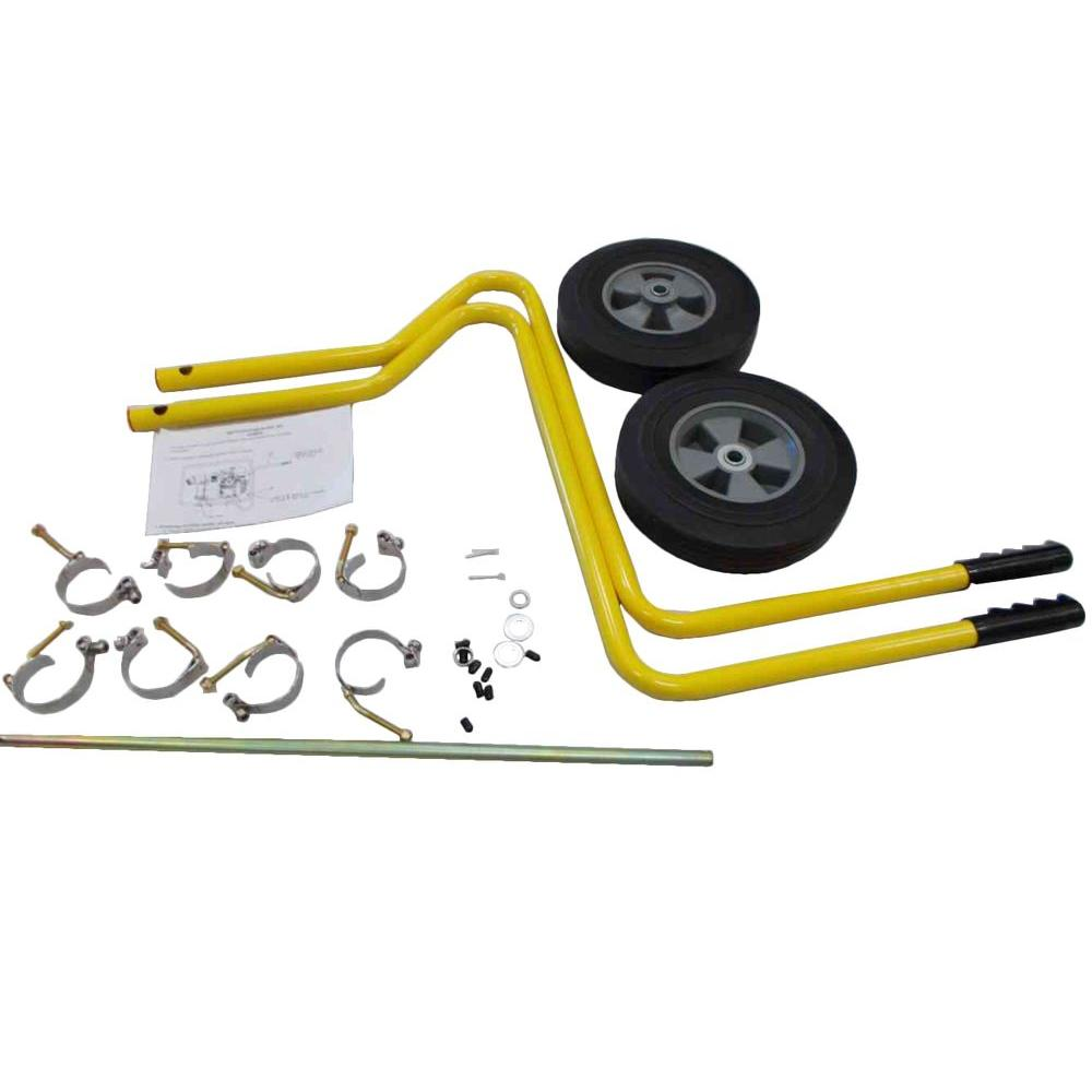 Wacker Wheel Transportation Kit for 2 in. Trash Pump