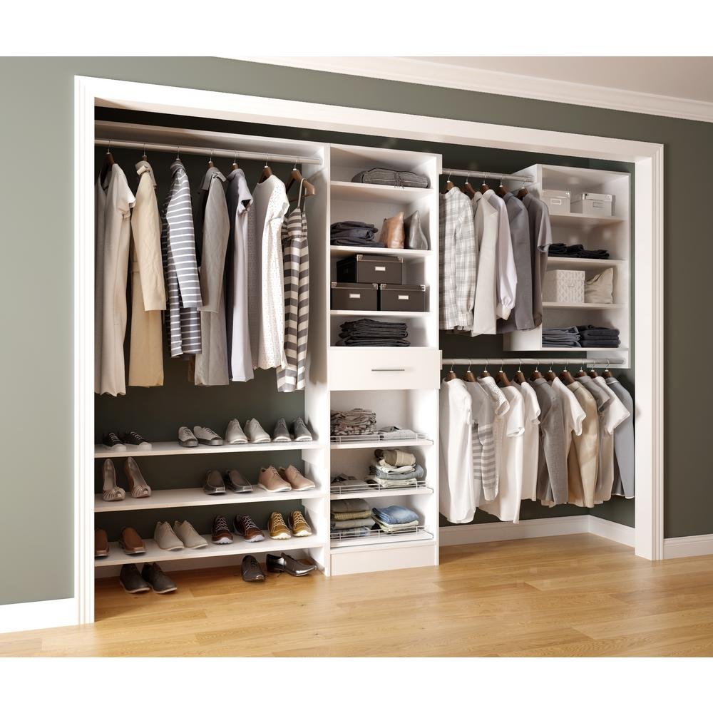 Home closet organization images for Home depot home decorators