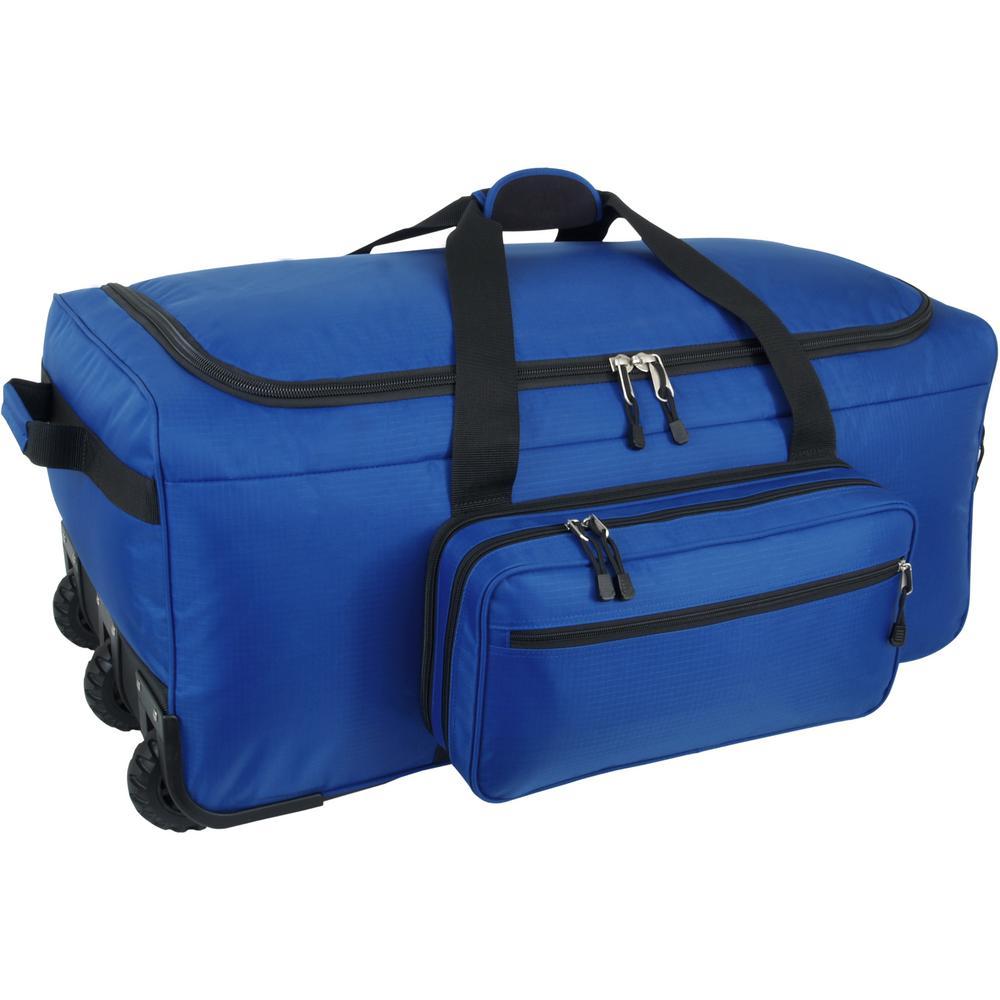 Mini Monster Bag in Royal Blue