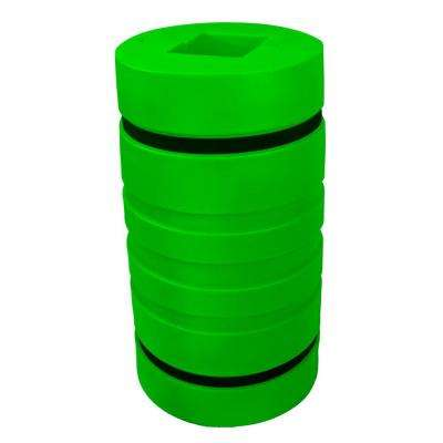 Defender Series Building Protector with Safety Green