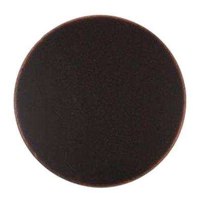 Elon 1-1/8 in. Oil Rubbed Bronze Round Cabinet Knob