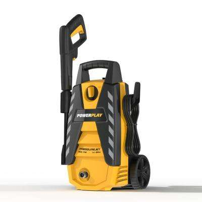 PressureJet 1600 psi Electric Pressure Washer
