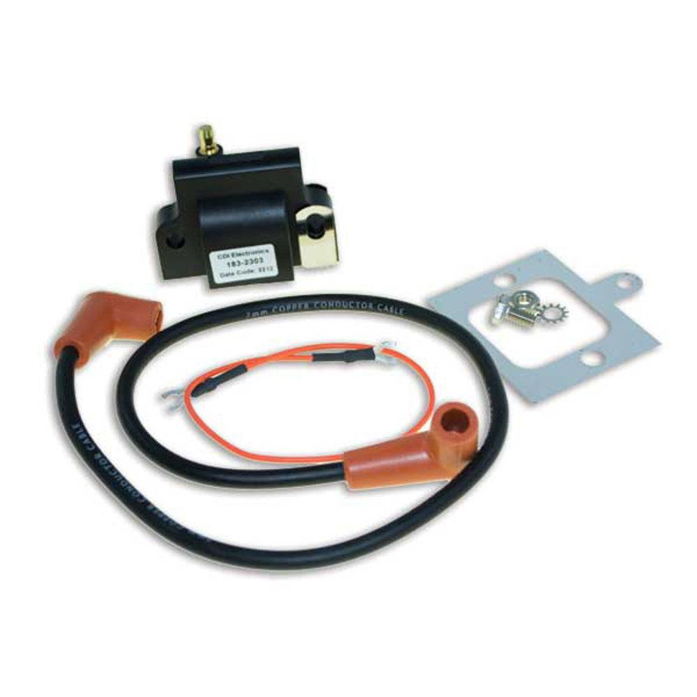 Cdi Electronics Johnson  Evinrude Ignition Coil 3  6 Cyl