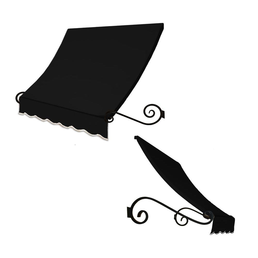 5 ft. Charleston Awning (31 in. H x 24 in. D)