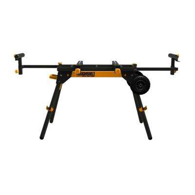 Universal 77 in. Miter Saw Stand