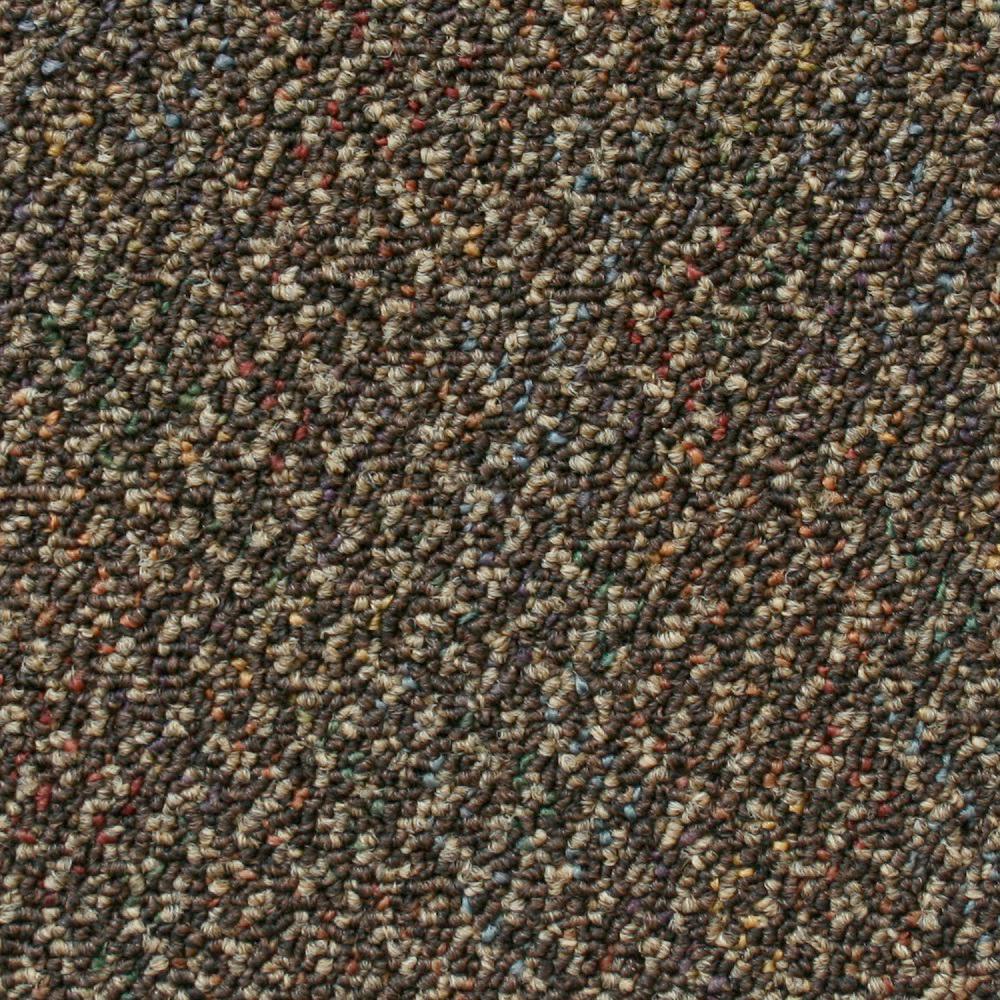 Kraus Carpet Sample Sky Rocket Color Cocoa Nut Loop 8