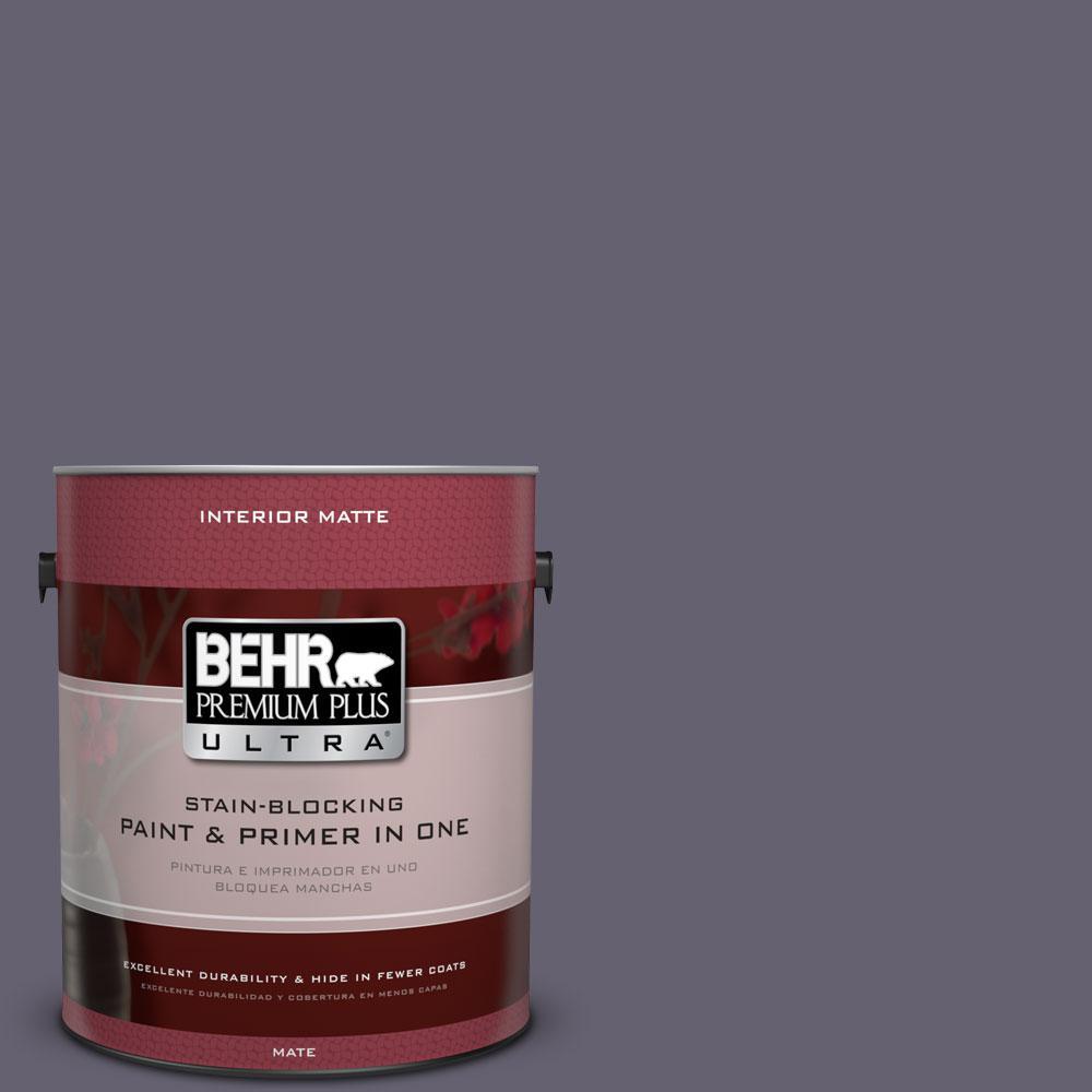 1 gal. #N560-6 Fashionista Matte Interior Paint