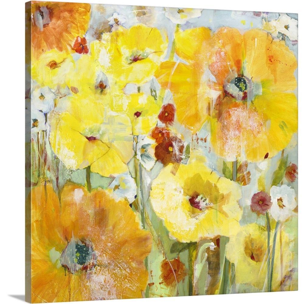 """Spring Partners"" by Jill Martin Canvas Wall Art"