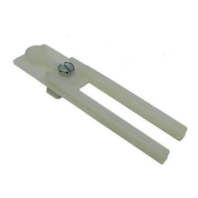 3-1/2 in. Nylon Bi-Fold Door Pivot Bracket