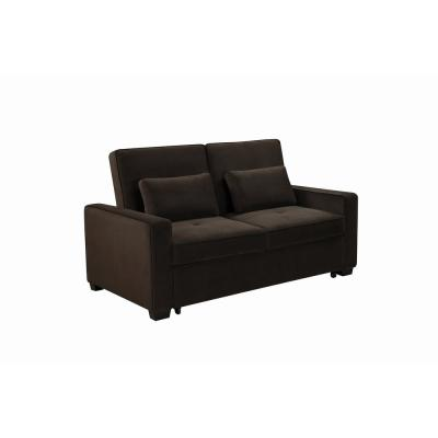Saint Serta Chocolate Multifunctional Sofa