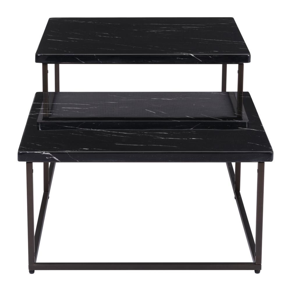 Stanton Black Coffee Table