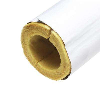 1-1/4 in. x 3 ft. Fiberglass Pipe Insulation