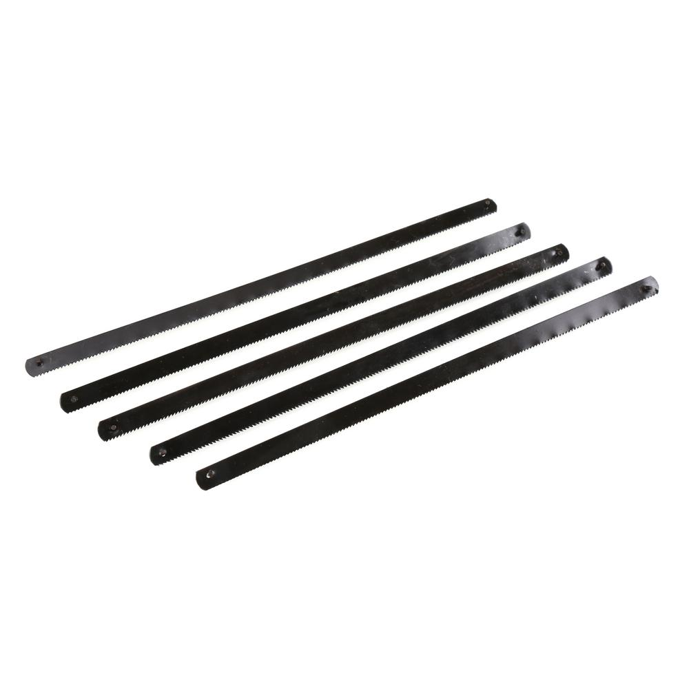 6 in. Mini Hacksaw Replacement Blades (5-Piece)
