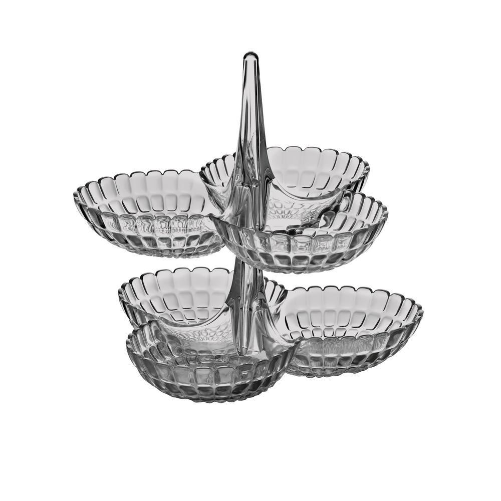 Click here to buy Guzzini Tiffany 2-Piece Hors D