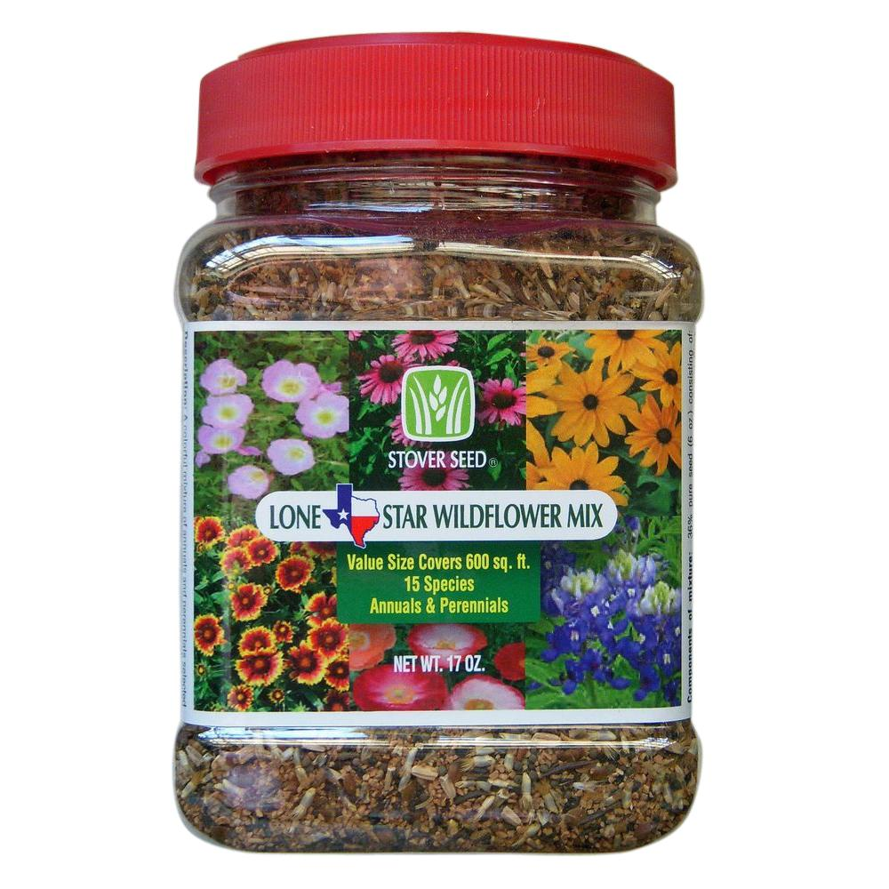 Stover Seed Lone Star Wildflower Mix Shaker