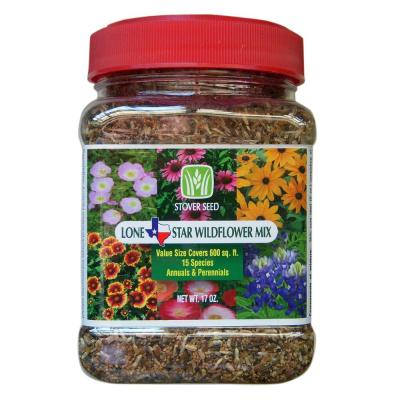 Lone Star Wildflower Mix Shaker