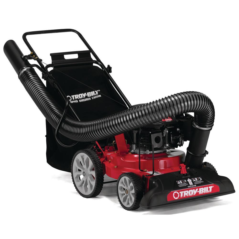 Troy Bilt 1 5 In 159cc Gas Chipper Shredder Vacuum Csv