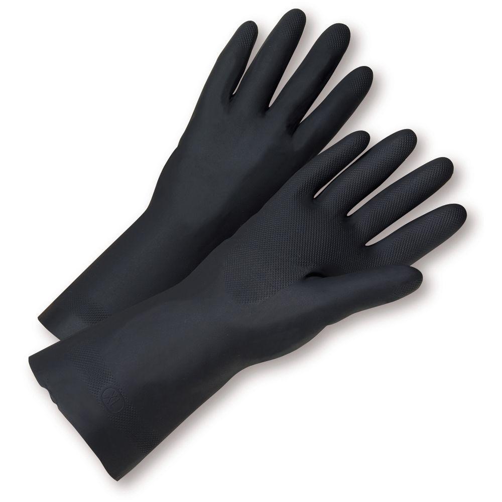 Neoprene or latex rubber