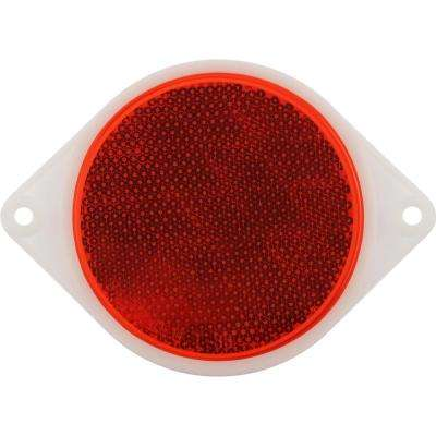 3 in. Round Reflectors (2-Pack)