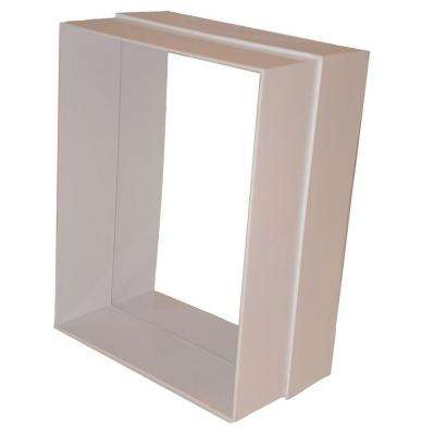 12 in. x 16 in. Pet Door Wall Installation Tunnel