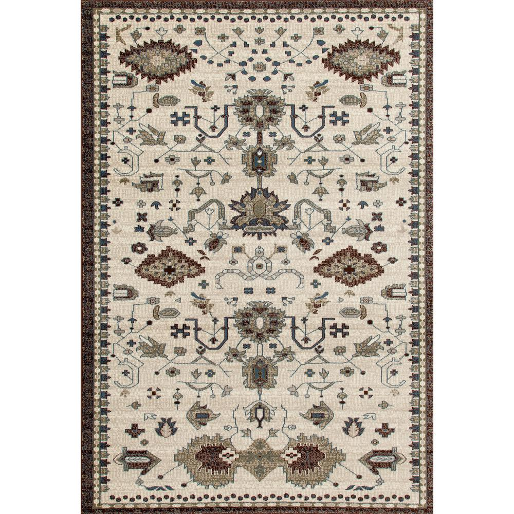 Art Carpet Oasis Cream 7 Ft X 9 Area Rug