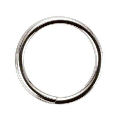 2 in. 2 lb. Lanyard Split Ring (5-Piece)