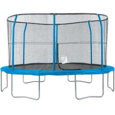 13 ft. Trampoline and Enclosure System (6-Legs/6-Poles)