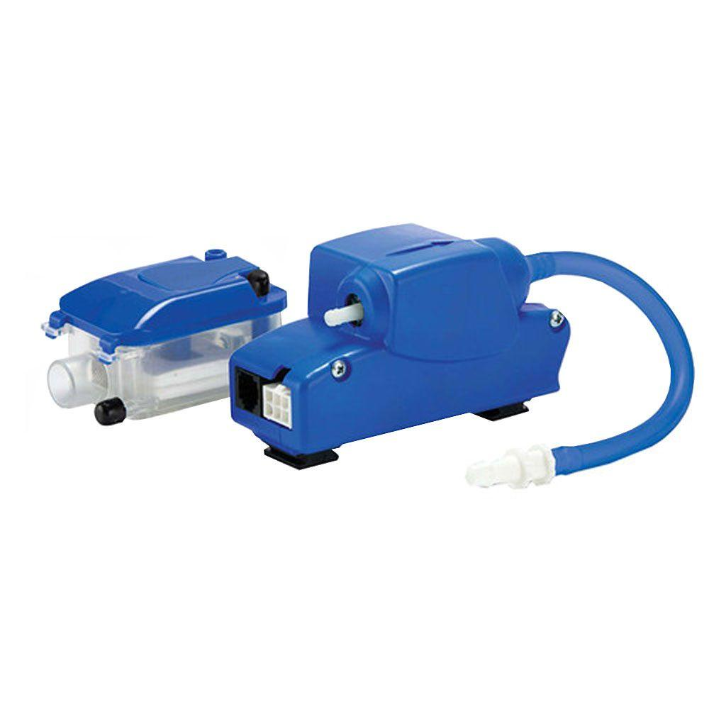 Little Giant EC-1K 208/230-Volt Condensate Removal Pump Kit for Indoor  Ductless Mini Split Air Conditioner Units