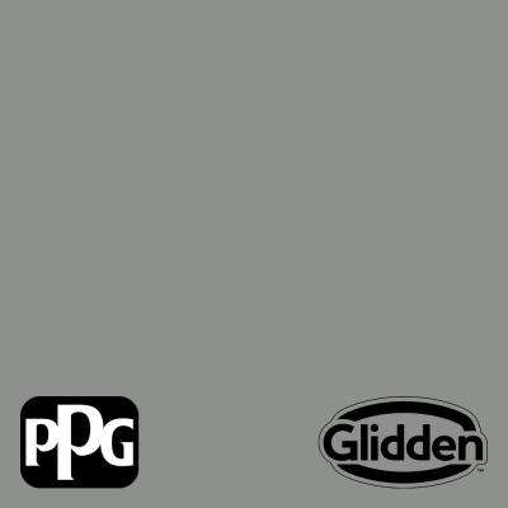 1 gal. Ultra-Hide Zero Phoenix Fossil PPG1009-5 Flat Interior Paint