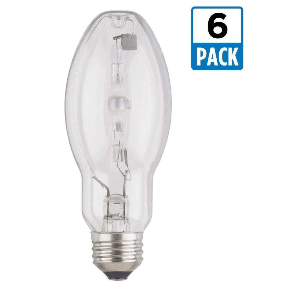 Westinghouse 70 Watt Ed17 Metal Halide Hid Light Bulb 6 Pack 3701820 The Home Depot