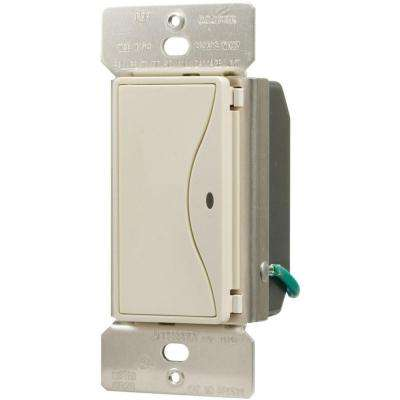 Aspire 15 Amp Non-RF 3-Way LED Accessory Rocker Switch - Desert Sand