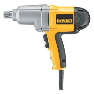 Dewalt 3/4 inch (19 mm) Impact Wrench with Detent Pin Anvil by DEWALT