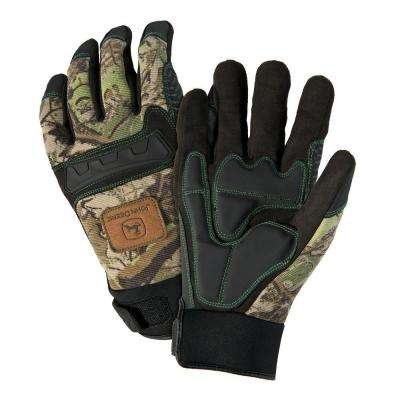 Anti-vibration X-Large Knuckle Gloves